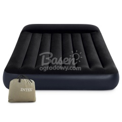 Materac dmuchany z pompką elektr. Pillow Rest Full 191 x 137 x 25 cm INTEX 64148